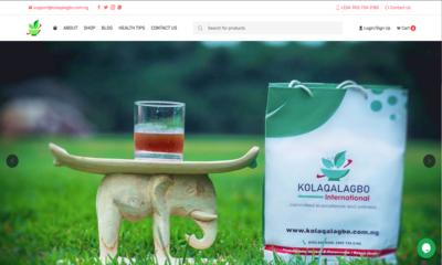 KolaqAlagbo - Herbal Online Market